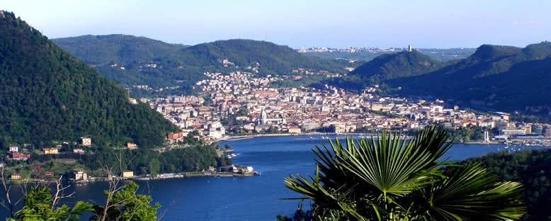 Şehir Manzarası - Como