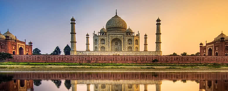 Tac Mahal - Agra