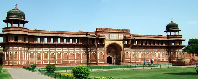 Cihangir Sarayı - Agra