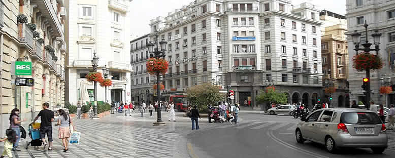 Gran Via de Colon - Granada