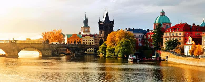 Şehir Manzarası - Prag