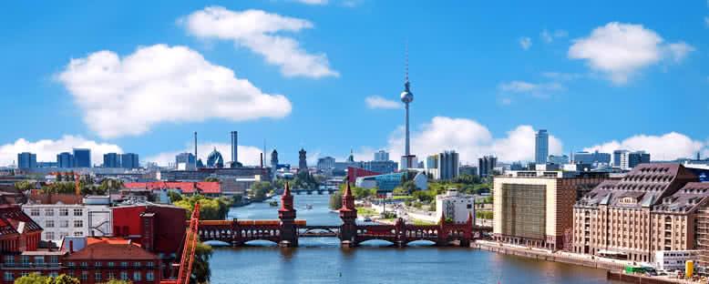 Şehir Panoraması - Berlin