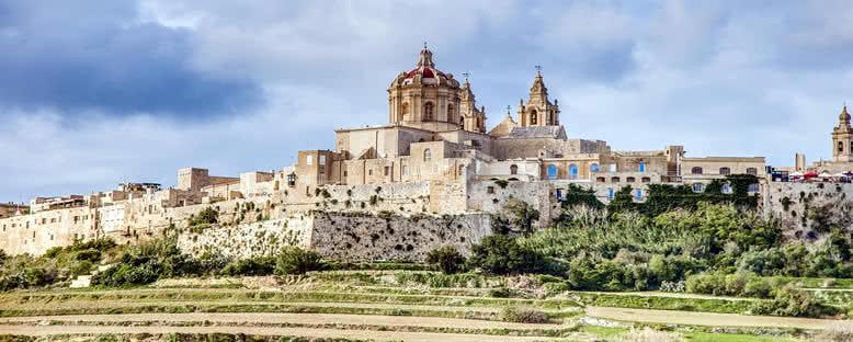 Mdina St. Paul Katedrali - Malta