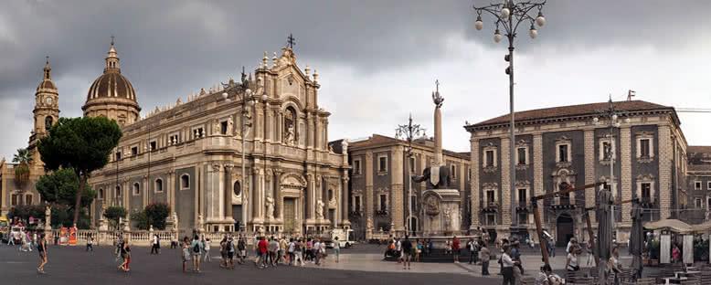 Tarihi Merkez - Catania