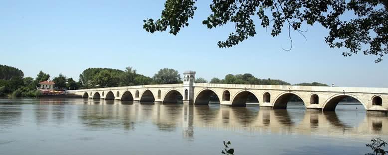 Meriç Köprüsü - Edirne