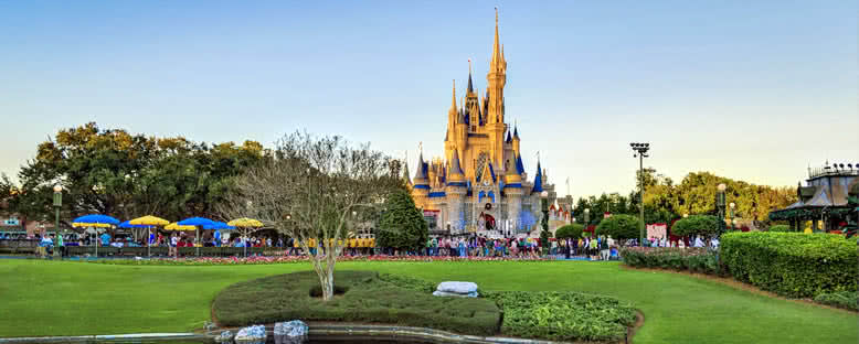 Disney World Şatosu - Orlando