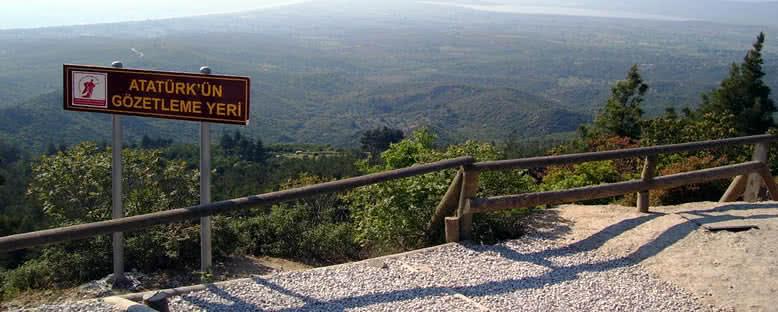 Conk Bayırı - Çanakkale