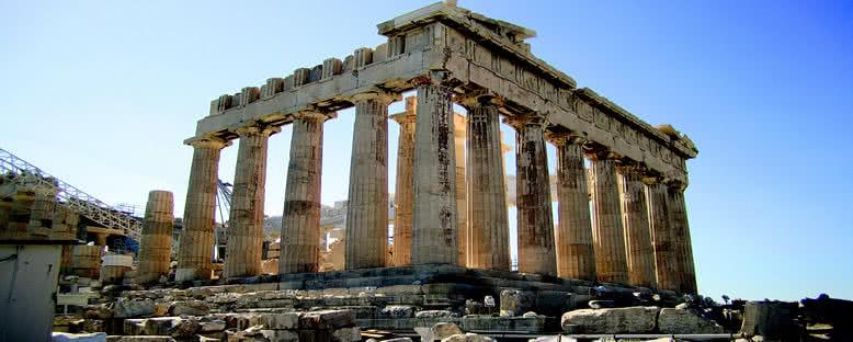 Parthenon Tapınağı - Atina