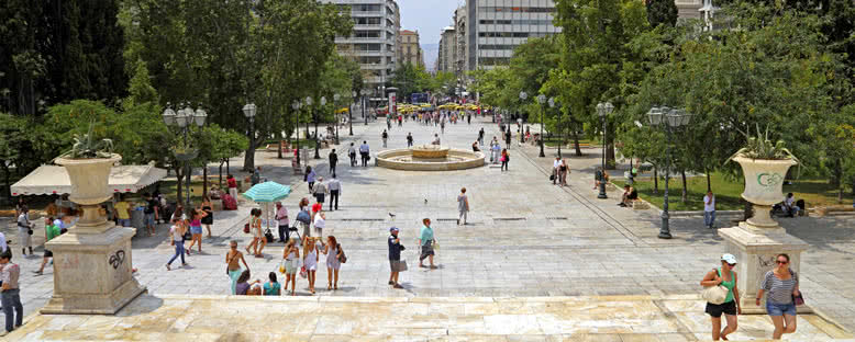 Syntagma Meydanı - Atina