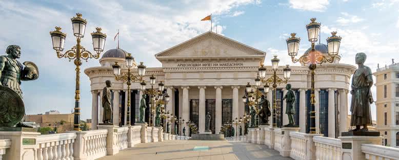 Arkeoloji Müzesi - Üsküp