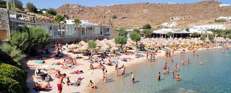 Paradise Beach - Mykonos