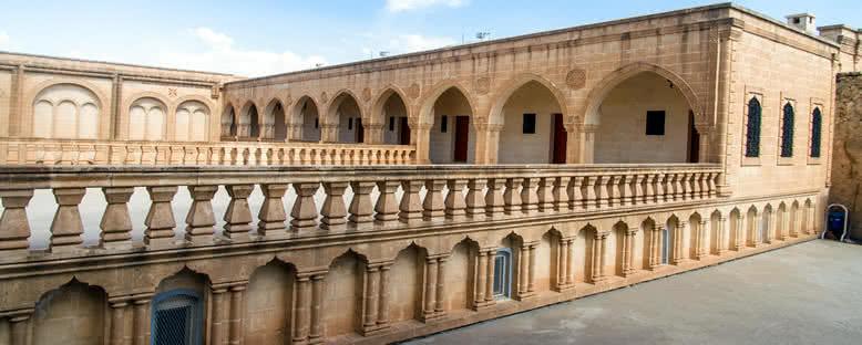 Mor Gabriel Manastırı - Mardin
