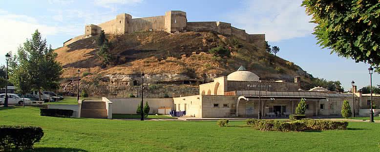 Kale Manzarası - Gaziantep