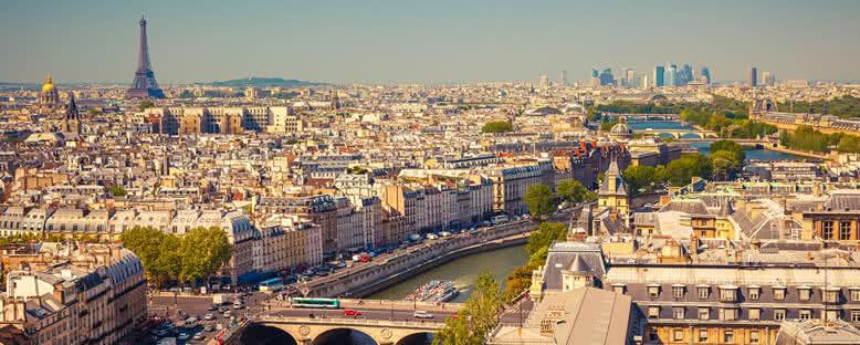 Kent Manzarası - Paris