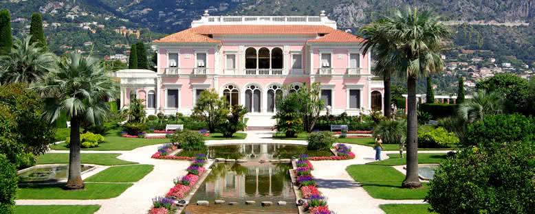 Villa  Ephrussi de Rotschild - Nice