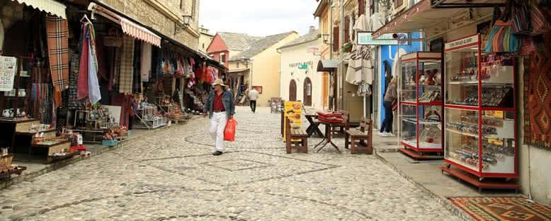Tarihi Merkez - Mostar