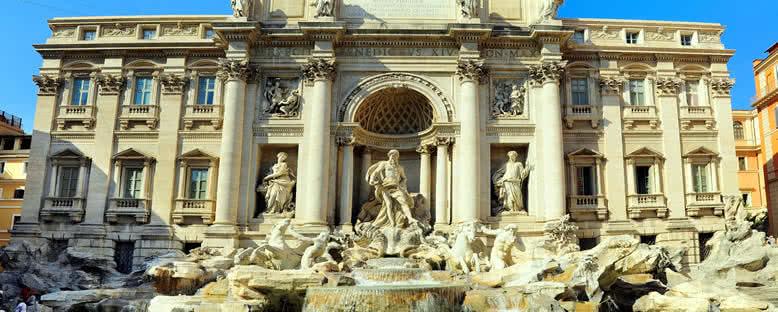 Aşk Çeşmesi - Roma