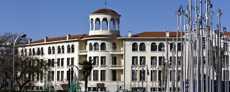 Hanth Meydanı - Thessaloniki