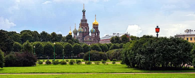 Kanlı Kilise - St. Petersburg