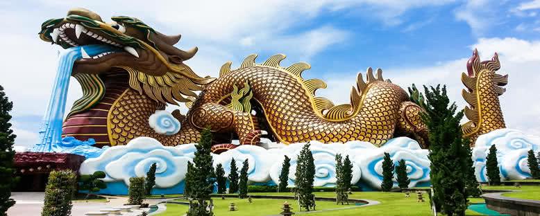 Altın Ejderha - Bangkok