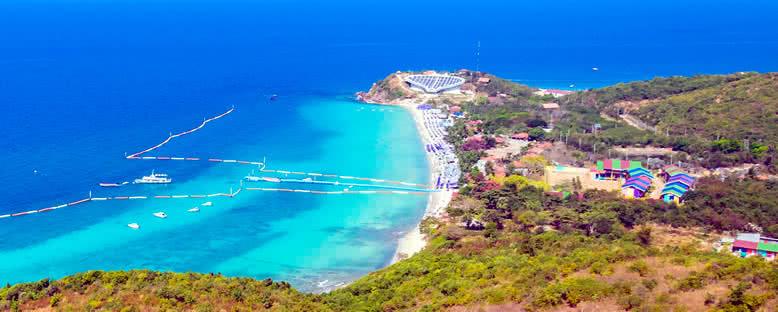 Koh Larn Plajları - Pattaya