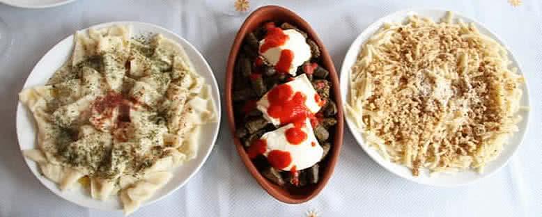 Geleneksel Yemekler - Safranbolu