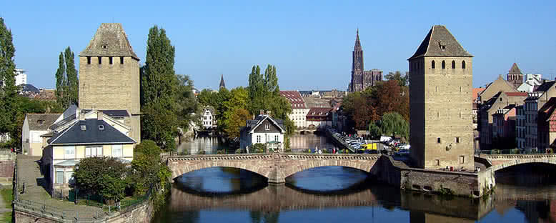 Ponts Couverts - Strasbourg