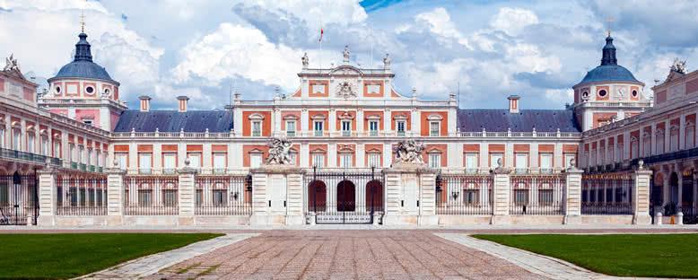 Aranjuez Kraliyet Sarayı - Madrid