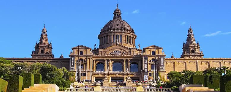 Ulusal Müze - Barcelona