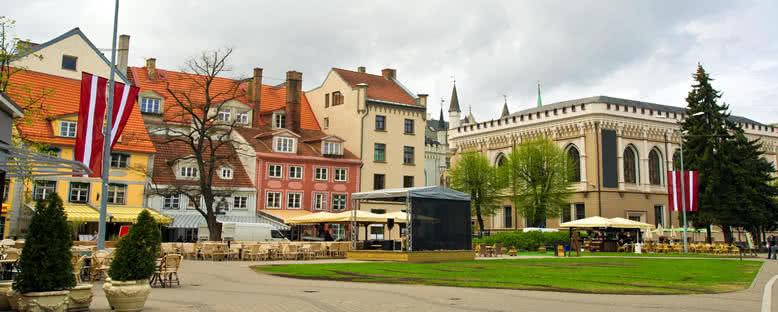 Kent Merkezi - Riga