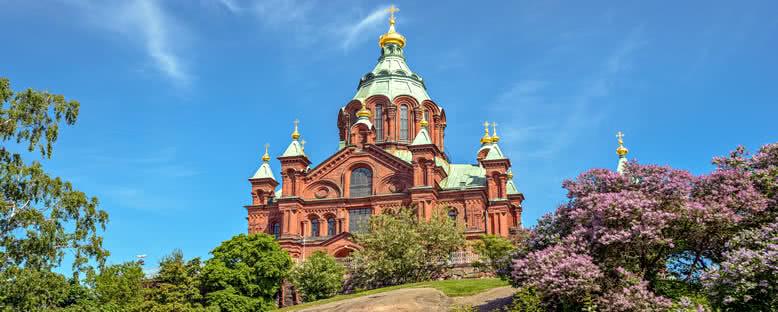 Uspenski Katedrali - Helsinki