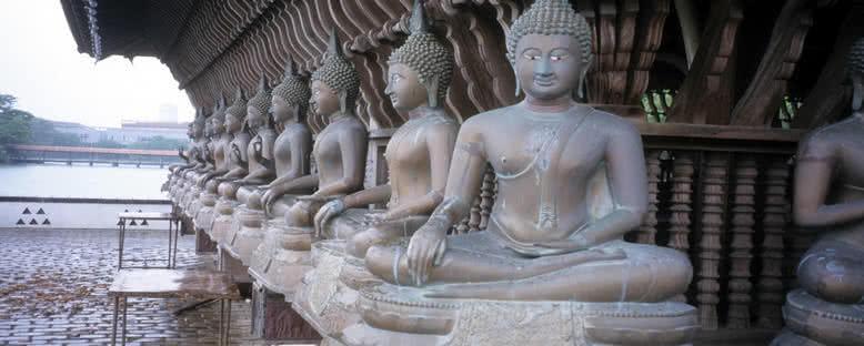 Gangarama Tapınağı - Colombo