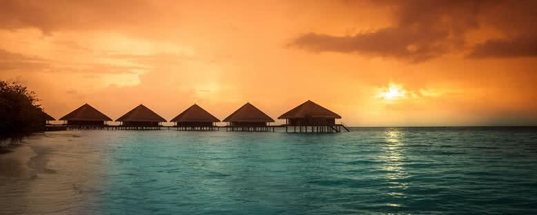 Gün Batımı - Maldivler