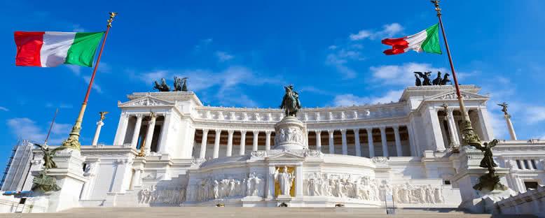 Vittoriano Anıtı - Roma