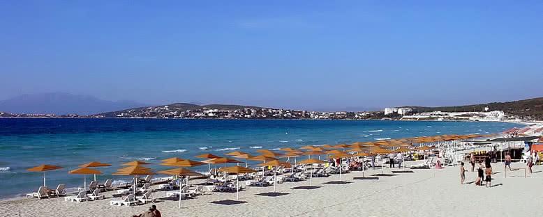 Ilıca Plajı - Çeşme
