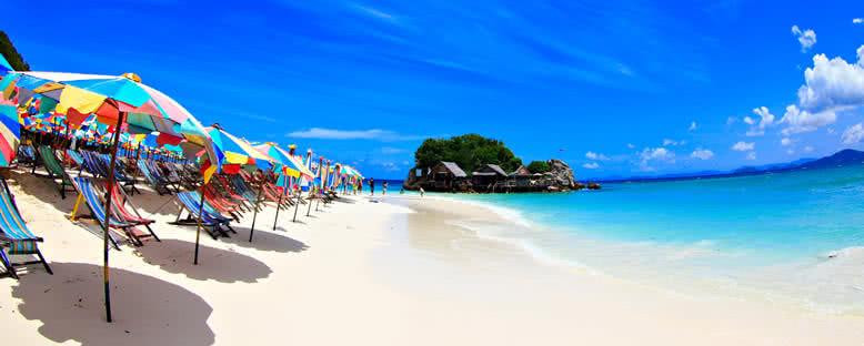 Khai Adası Plajı - Phuket