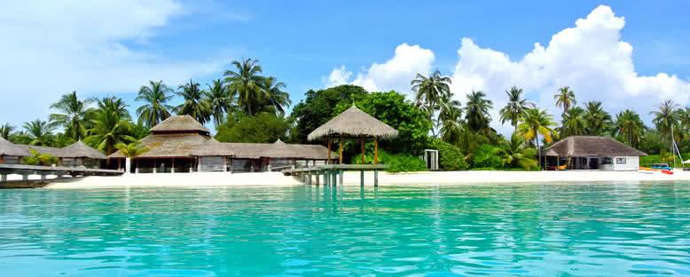 Ada Bungalovları - Maldivler