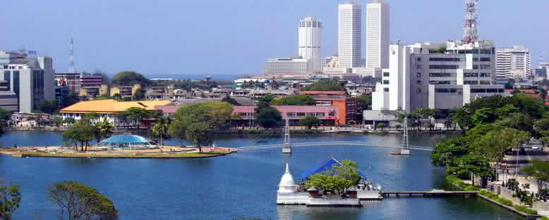 Kent Manzarası - Kolombo