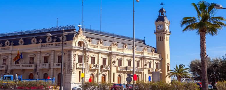 Liman Binası - Valencia