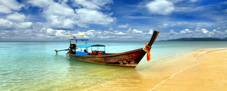 Geleneksel Tekneler - Phuket