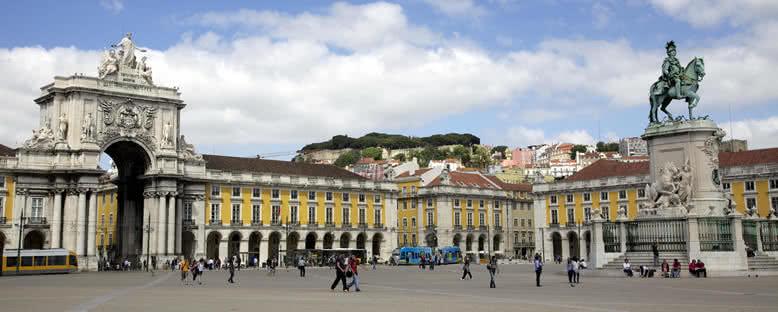 Praca do Comercio - Lizbon