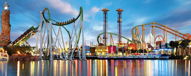 Universal Stüdyoları Eğlence Parkı - Orlando