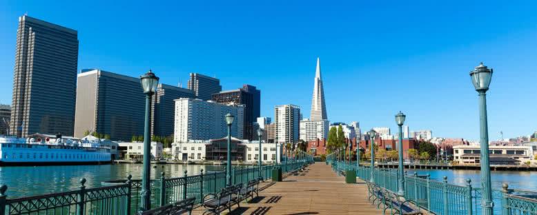 7. İskele ve Şehir Merkezi - San Franisco