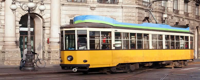 Geleneksel Tramvay - Milano