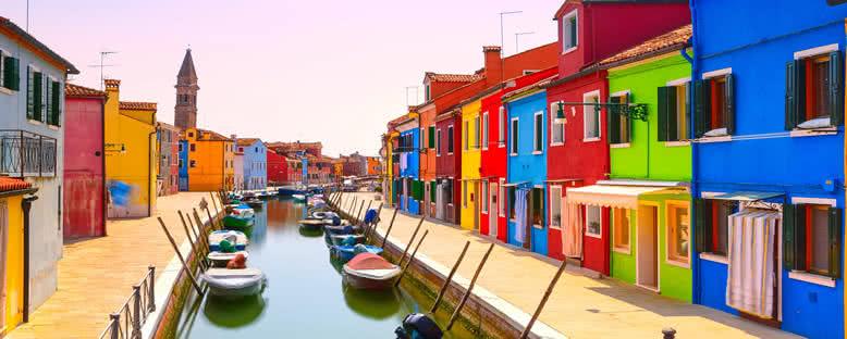Burano Adası - Venedik
