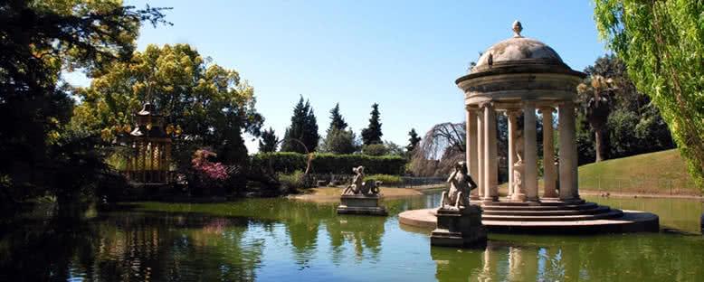 Villa Durazzo Pallavicini Bahçeleri - Cenova