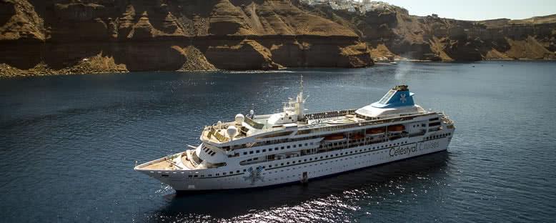 Celestyal Nefeli Cruise Gemisi