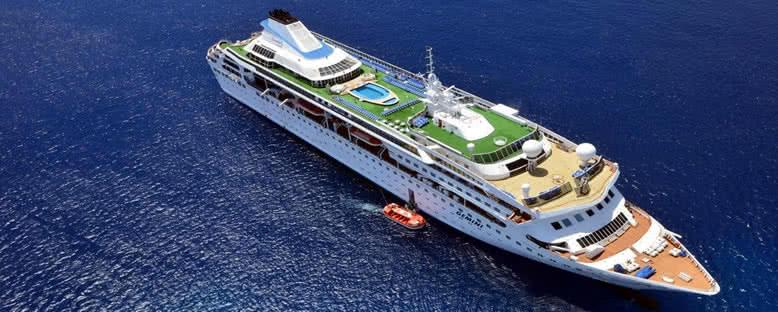 Celestal Nefeli Cruise Gemisi