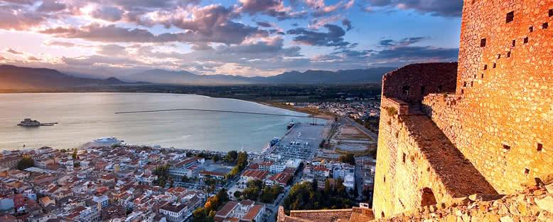 Kent Manzarası - Nafplion
