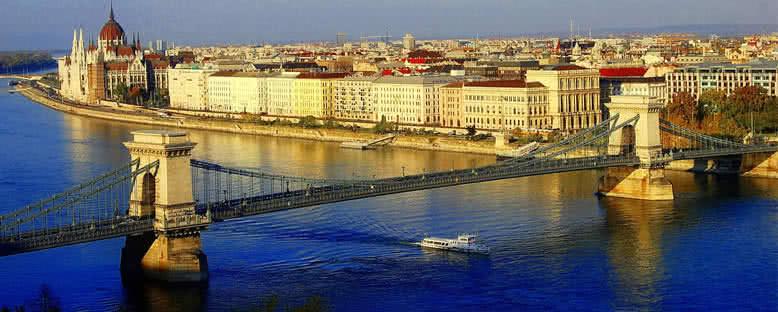 Şehir Manzarası - Budapeşte